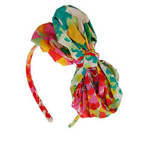 Bright Fabric Bow Headband - New In This Week  - New In