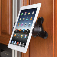 The Any Surface Magnetic iPad Mount - Hammacher Schlemmer