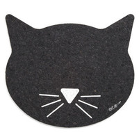 Purr Perfection Pet Place Mat | Mod Retro Vintage Pet Accessories | ModCloth.com