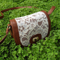 Sweet Lace Bag For Summer