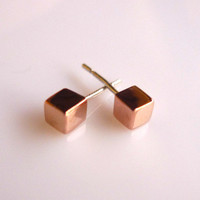 The Fancy Affair - Square Studs