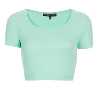 Petite Basic Crop Tee - New In This Week - New In - Topshop USA