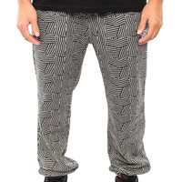 CROOKS & CASTLES RAZZLE DAZZLE TRACKIE CHARCOAL SPECKLE | Culture Kings Online Store