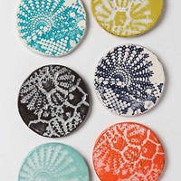 Anthropologie - Lacework Coaster