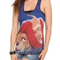 Disney The Lion King Simba And Mufasa Girls Tank Top | Hot Topic