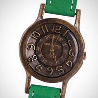 classic style handmade watch brass retoro | handmadewatches - Jewelry on ArtFire