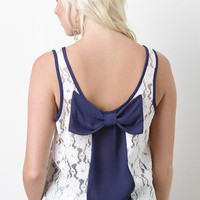 Summer Blossom Top