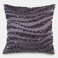 Donna Karan 'Crystal Wave' Silk Pillow | Nordstrom