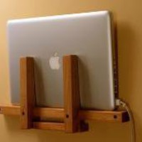 Laptop Docking Station by Luuandchristina on Etsy