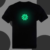 Iron Man3 Light Up Tshirts
