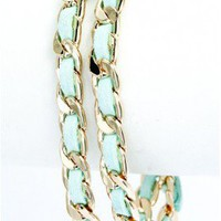 Mint In Madrid Bracelet/Necklace - 29 N Under