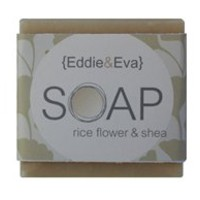 Rice Flower Shea Soap