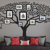 Photo Tree Wall Decal - Wall Decal