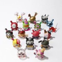 Dunny 2010 Blindbox Figures