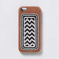 Anthropologie - Beaded Chevron iPhone 5 Case