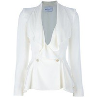 VIONNET double-breasted blazer