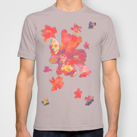 Flowering to Bloom T-shirt by Ben Geiger