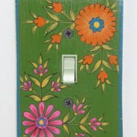 Hand Painted Light Switch