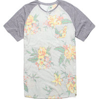 On The Byas Vacation Short Sleeve Henley Tee at PacSun.com