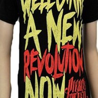 Pierce The Veil - New Revolution Soft Fit T-Shirt