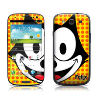 Samsung Galaxy S III Skin - Felix Face by Felix the Cat
