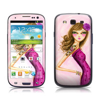 Samsung Galaxy S III Skin - Tattoo Love by Bella Pilar