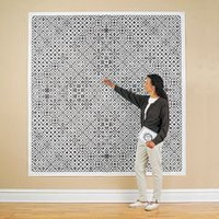 The World's Largest Crossword Puzzle - Hammacher Schlemmer