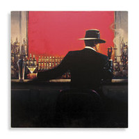 Cigar Barman Wall Art