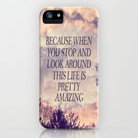 Pretty Amazing  iPhone & iPod Case by Rachel Burbee