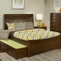 Paliser Full Size Sleigh Bed