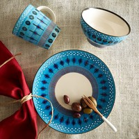 Potter's Workshop Tableware – Blue