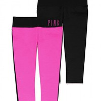 Foldover Yoga Crop Legging