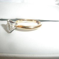 Have You Seen the Ring?: 0.37ct Marquise Solitaire Diamond Engagement Ring