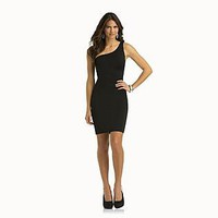 Kardashian Kollection- -Women's One Shoulder Dress-Clothing-Women's-Dresses