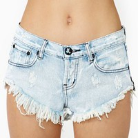 Bonitas Cutoff Shorts - Bleach