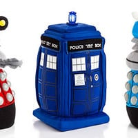 Doctor Who Talking Plush
