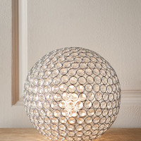 Bosley Crystal Ball Lamp