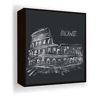 One Kings Lane - The Art of Industry - Rome Giclée on Laminate Box