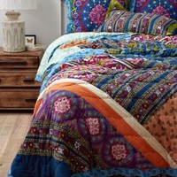 Wildfield Quilt - Anthropologie.com