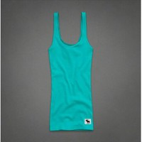 Discount China Wholesale Abercrombie & Fitch Womens Tank [#OLSK52709]- US$17.50 - sevendaybuy