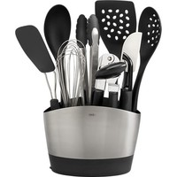 10-Piece OXO® Crock with Tools Set
