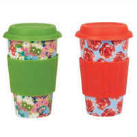 Eco Flower To Go Cups