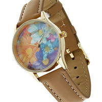 Pastel Flower Watch - Bracelets - Jewelry  - Bags & Accessories