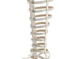Stuart Weitzman Gladiator Knee High Sandals | SHOPBOP