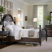 Harbour Pointe Queen Woven Panel Bed