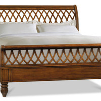 Primose Hill Queen Sleigh Bed