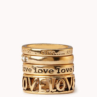 Lovely Ring Set | FOREVER 21 - 1055203287