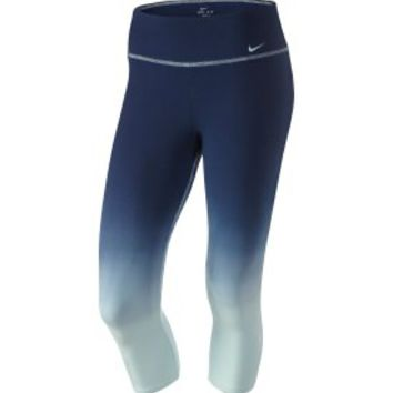 Nike Women's Legend Tight Dip Dye Capris