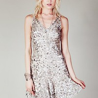 Free People Shimmy Shimmy Party Dress