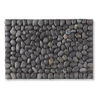 pebble floor mat